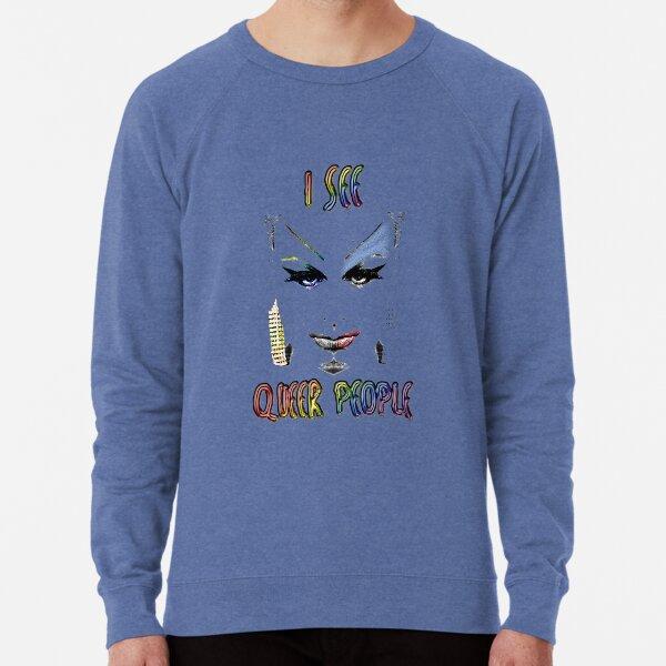 I See Queer People Lightweight Sweatshirt