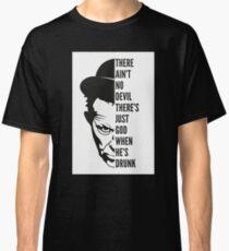 Tom Waits - No Devil Classic T-Shirt