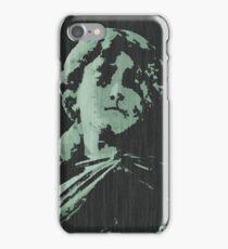Cemetery Angel iPhone Case/Skin