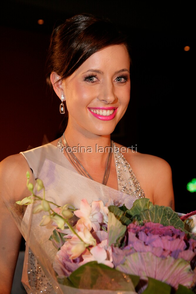 miss Italia nel mondo - 2009 - 2nd runner up by Rosina  Lamberti