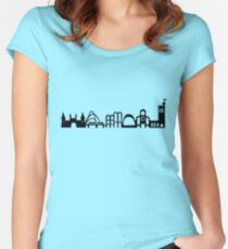 London Ontario Landmarks Women's Fitted Scoop T-Shirt