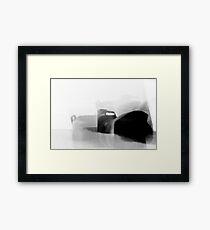 DSLR Photography Framed Print