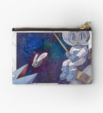 Space Fishing Studio Pouch