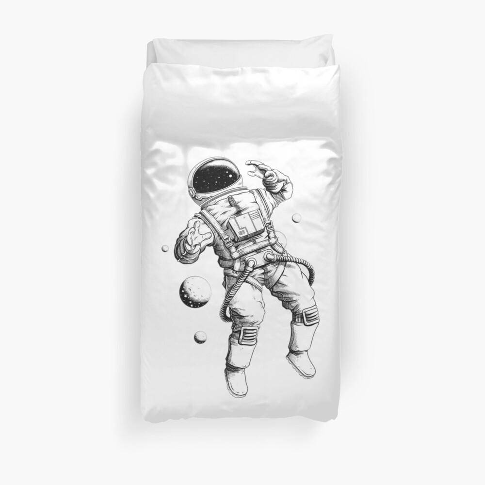 Astronaut 2 Bettbezug