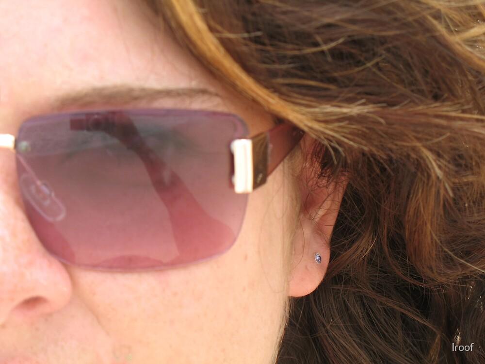 Sunglasses by lroof