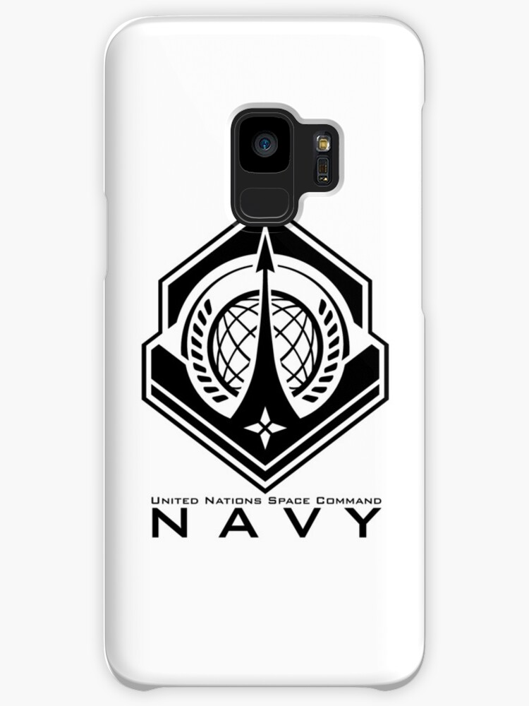Halo Unsc Navy Insignia With Words Cases Skins For Samsung