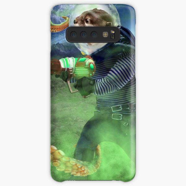 Oscar the Otter Samsung Galaxy Snap Case