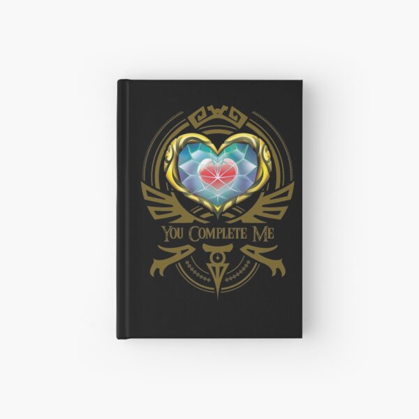 You Complete Me Hardcover Journal