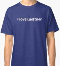 I Love Laettner Classic T-Shirt