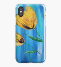 Tulips- Yellow iPhone Case