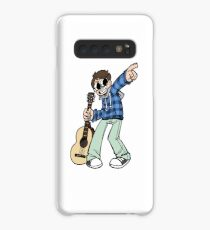 Blues VS the World! Case/Skin for Samsung Galaxy