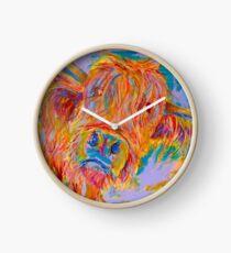 Ruby Coo Clock