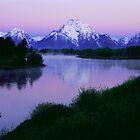 Early Morning Light by Gary Lengyel