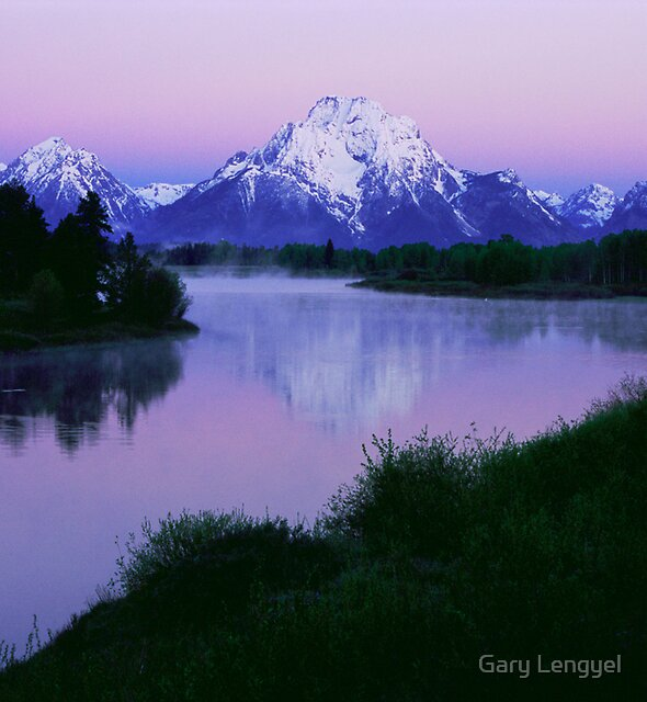 Early Morning Light by Gary Lengyel