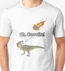 Oh, Coprolite! Unisex T-Shirt