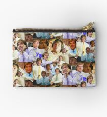Mr. G Summer Heights High Collage Studio Pouch