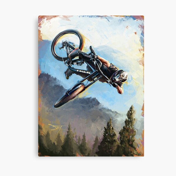 R-Dog Turnbuckle at Black Sage Fest Canvas Print