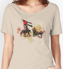 don quichote & sancho panza Women's Relaxed Fit T-Shirt