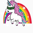 Magical Unicorn Rainbow by Richard Eijkenbroek