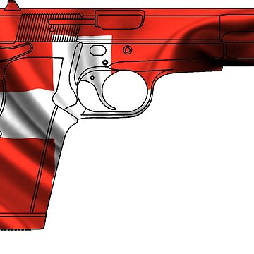 Swiss Handgun by cstronner