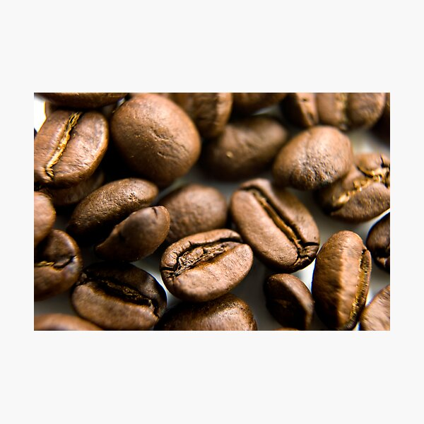 Wake up and smell the coffee Photographic Print