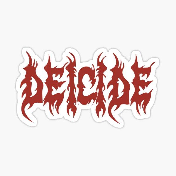Deicide Sticker