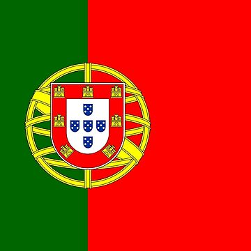 Portuguese flag by stuwdamdorp