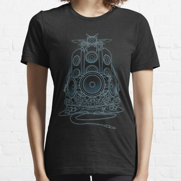 AudioHIve - Electric Essential T-Shirt