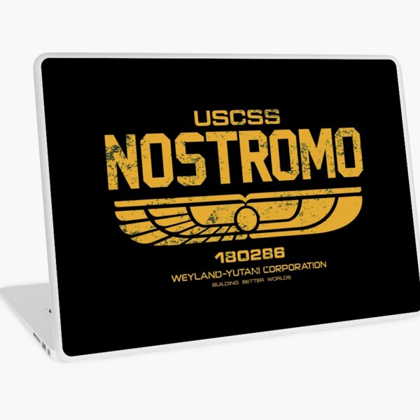 Nostromo Crew Skin adhésive d'ordinateur
