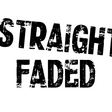 Straight Faded  by PWRDesigns