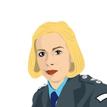 Colleen Powell played by Judith McGrath by gregs-celeb-art
