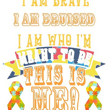 this is me autism awareness by ZEETEESAPPAREL
