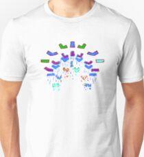 Flywrench - Flashy Unisex T-Shirt