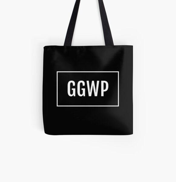 GGWP All Over Print Tote Bag