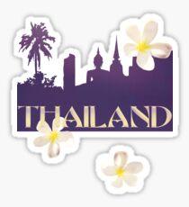 Thailands bestes Land in Asien Sticker