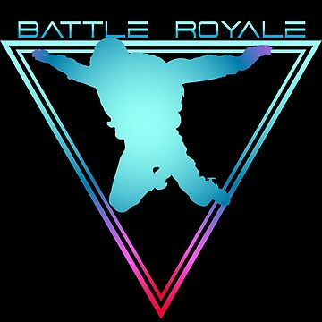 Retro Vintage 90's Skydiver Battle Royale Gamer Birthday Gift T Shirt by Corauction