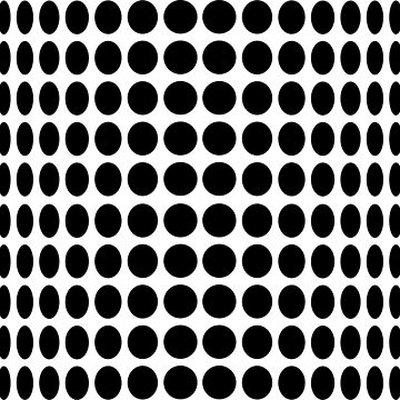 Black dots by robelf