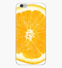 Orange slice photo iPhone Case