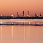 Looking across the bay by PhotosByG