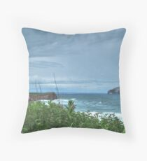 The Firth of Forth Throw Pillow
