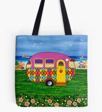 Caravan Holiday ~ Mary-Sue Tote Bag