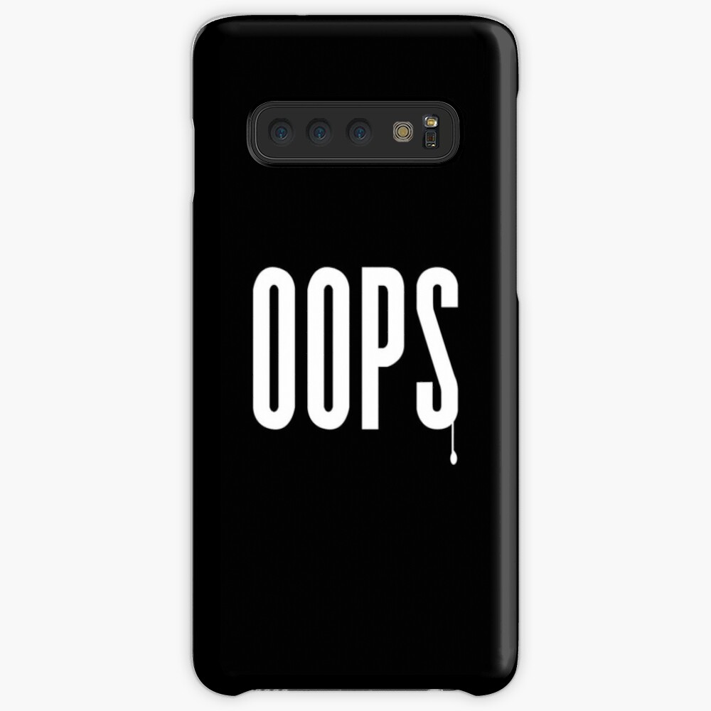 Killing Eve - Oops  Case & Skin for Samsung Galaxy
