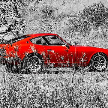 Datsun 240Z by Holneub