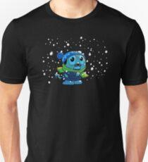 Freezing Pug Unisex T-Shirt
