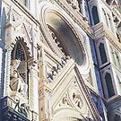"""Ascension"" Duomo Watercolor by Paul Jackson"