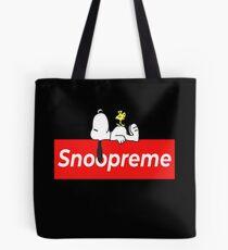 Peanuts - Snoopy - Snoopreme Tote Bag