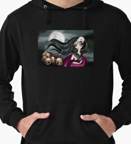The Witching Hour Lightweight Hoodie
