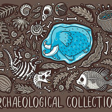 Archaeological collection by PenguinHouse