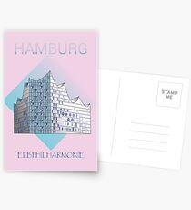 Elphi Hamburg Postcards