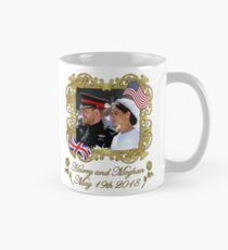 Prince Harry and Meghan Markle Royal Wedding Mug